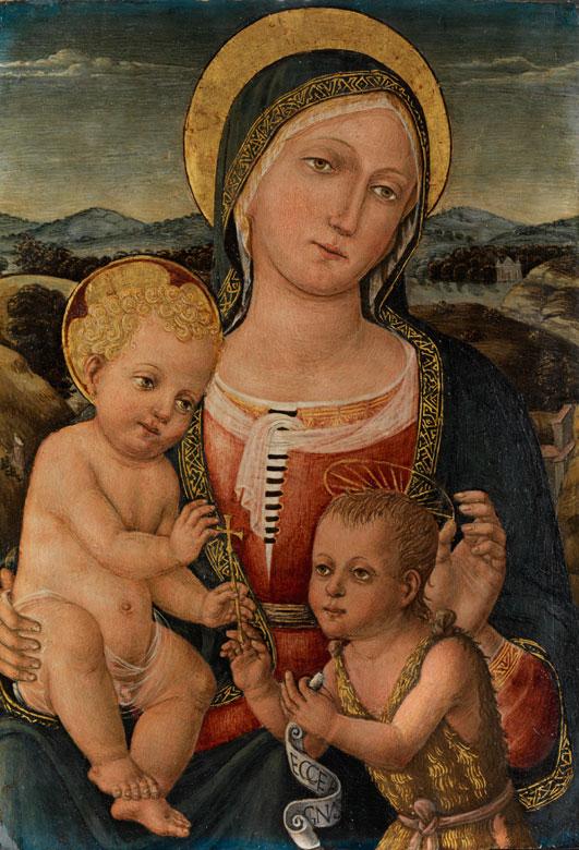 Matteo di Giovanni di Bartolo, um 1430 Sansepolcro/ Toskana – 1495 Siena