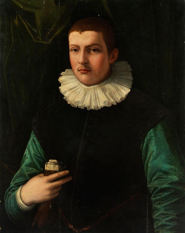 Francesco Traballesi, 1544 Florenz – 1588 Mantua, zug.