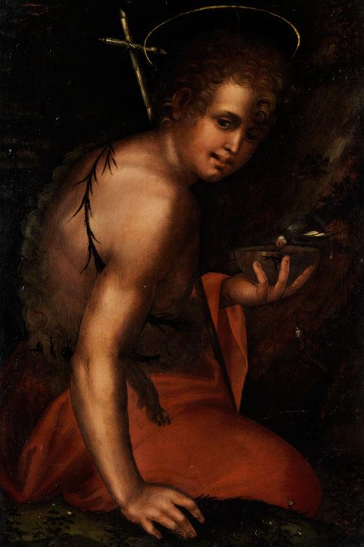 Giovanni Antonio Lappoli, 1492 Arezzo – 1552, zug.