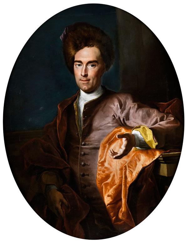 Höfischer Portraitist des 18. Jahrhunderts