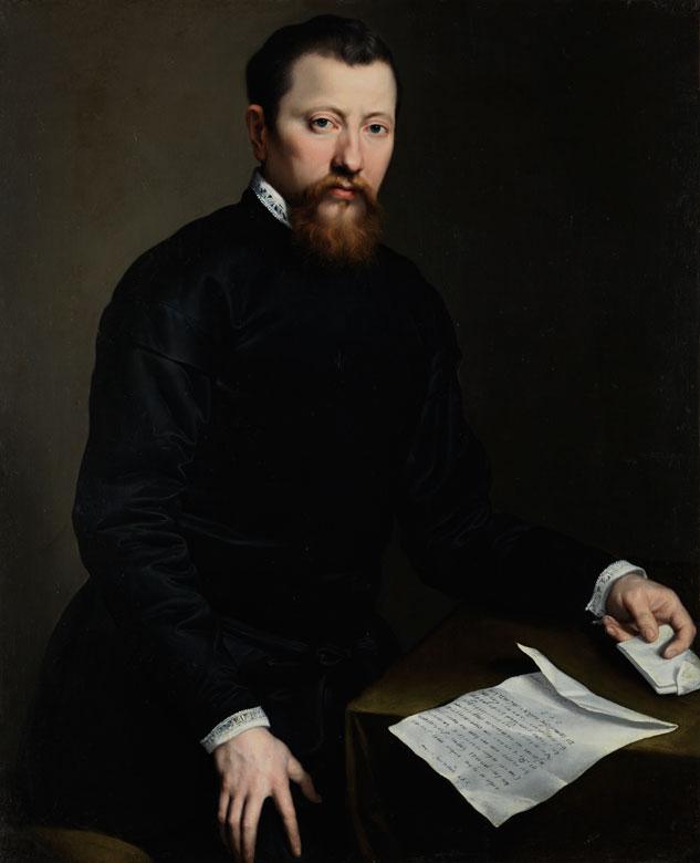 Giovanni Battista Moroni, 1520/24 Albino – nach 1578, zug.