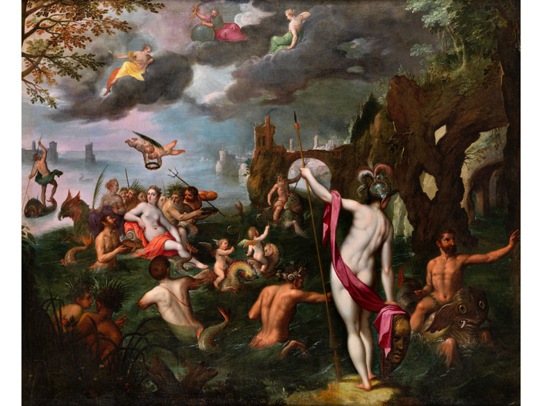 Hans Rottenhammer d. Ä., 1564/5 –1625 und Jan Brueghel d. Ä., 1568 – 1625