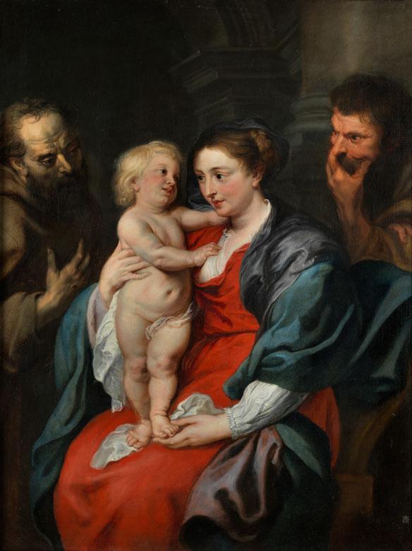 Peter Paul Rubens und Werkstatt, 1577 Siegen – 1640 Antwerpen