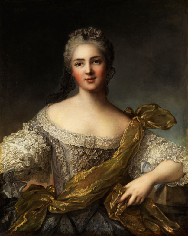 Jean Marc Nattier, 1685 Paris – 1766