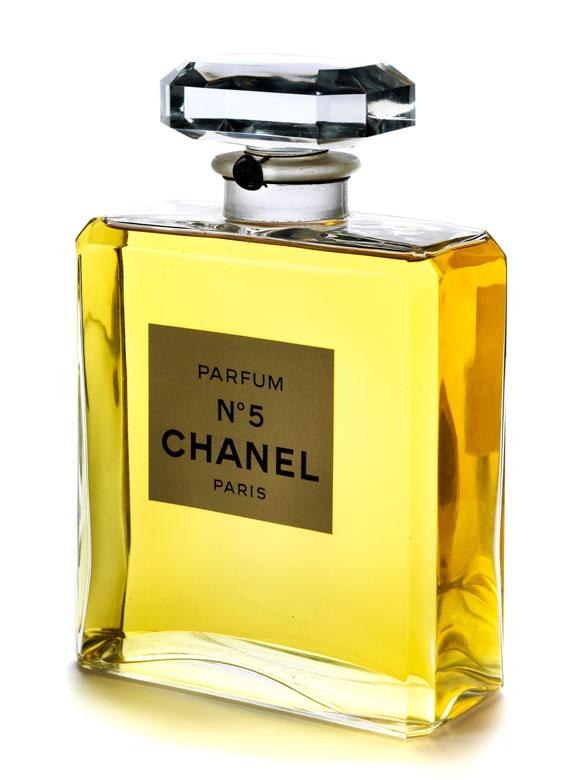 Große Parfumdekorflasche Chanel No. 5/ Paris