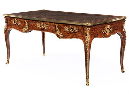 Großes Louis XV-Bureau plat
