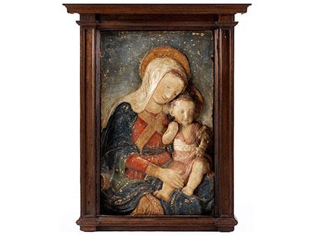 Antonio Rosselino, 1427 Settignano – 1479/81 Florenz, zug.