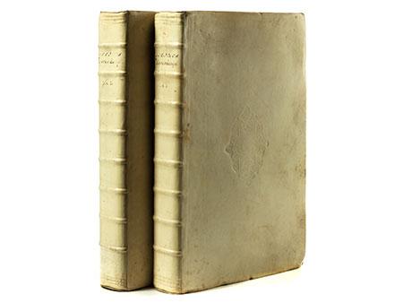 Zwei Bücher von Flavius Josephus