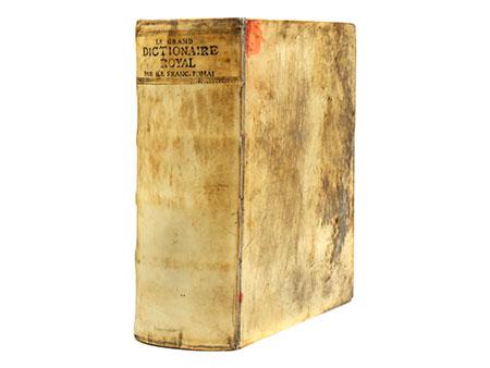 Wörterbuch von François Pomai
