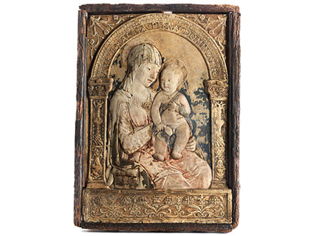 Antonio Rosselino, 1427 Settignano – 1479/81 Florenz, Werkstatt des