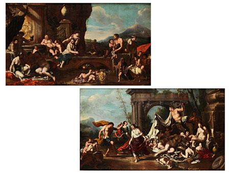Meister aus dem Umkreis von Johann Heiss (1640-1704) und Johann von Spillenberger (1628-1679)