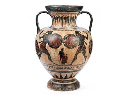 Griechische Amphorenvase
