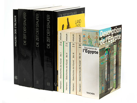 Konvolut von 15 Büchern zum Thema Antike