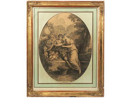 Adelaide Delayany, zug., Künstlerin des 18./19. Jahrhunderts