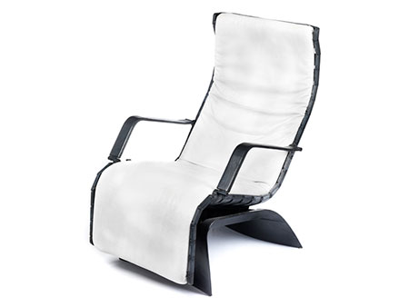 Porsche-Design Sessel Antropovarius easy chair