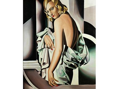 Künstler des 20. Jahrhunderts nach Tamara Lempicka