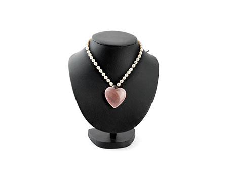 Detail images:  Perlenkette