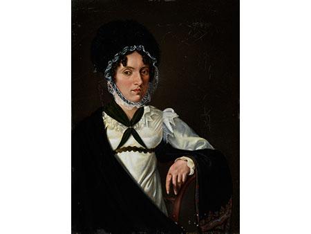 von Mollo, Italienischer Maler der österreichischen Donau-Monarchie