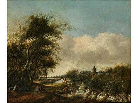 Anthony Jansz van der Croos, 1606 Alkmaar – um 1665 Den Haag