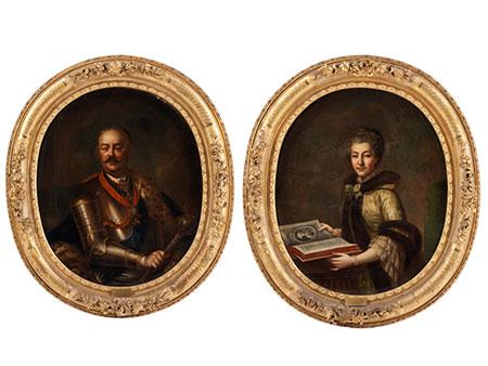 Polnischer Hofmaler des 18. Jahrhunderts