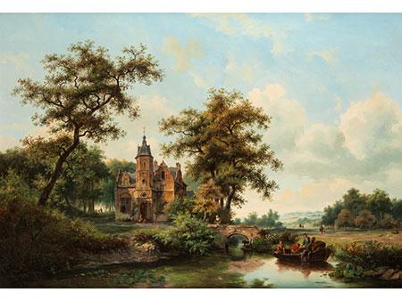 Frederik Marianus Kruseman, 1816 Haarlem – 1882 Brüssel