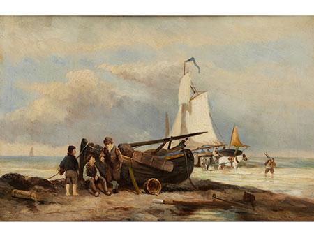 Jan Hermann Barend Koekkoek, 1840 Amsterdam – 1912 Hilversum