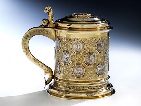 Attraktiver Münzhumpen des ausgehenden 17. Jahrhunderts