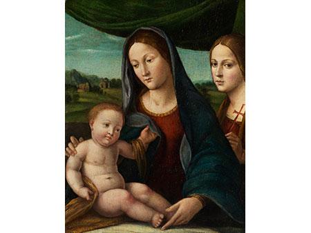 Giacomo Raibolini Francia, ca. 1486 Bologna – 1557, zug.