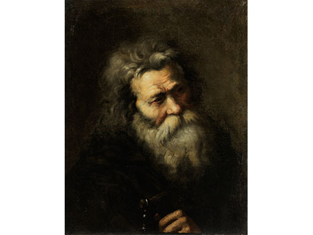 Jusepe de Ribera, genannt lo Spagnoletto , 1588 Jàtiva/ Valencia – 1651 Neapel
