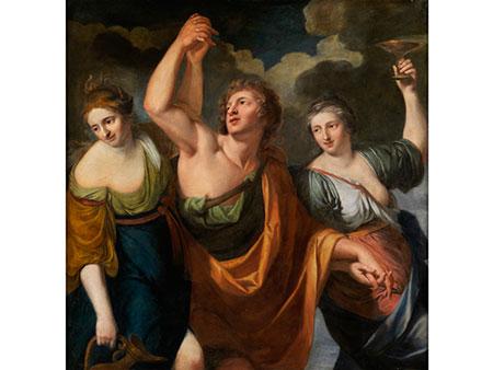Meister der französischen Schule des ausgehenden 17. Jahrhunderts