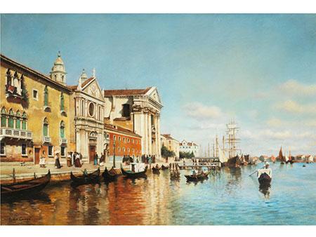 Federico del Campo, 1837 Lima – 1923 London