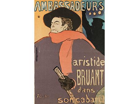 Henri de Toulouse-Lautrec, 1864 – 1901, nach