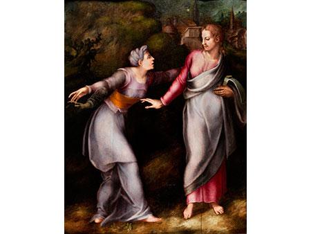 Jacopo da Pontormo, eigentlich Jacopo Carucci di Pontormo, 1494 Empoli – 1557 Florenz, zug.