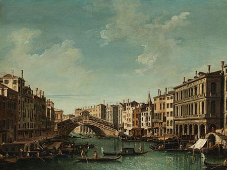 Bernardo Bellotto, 1722 Venedig – 1780 Warschau