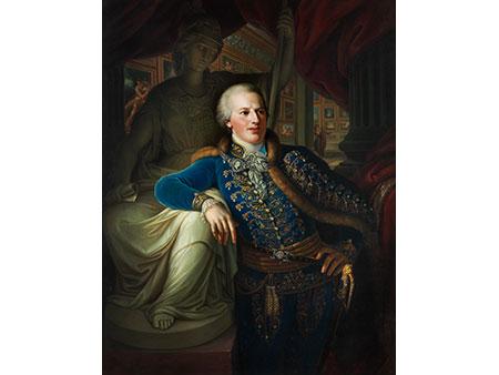 Ignaz Unterberger, 1748 Cavalese – 1797 Wien