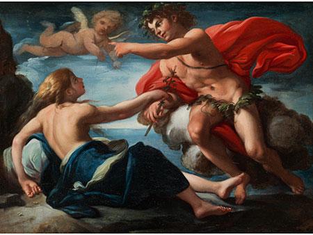 Giacinto Brandi, 1623 Poli – 1691 Rom, zug.