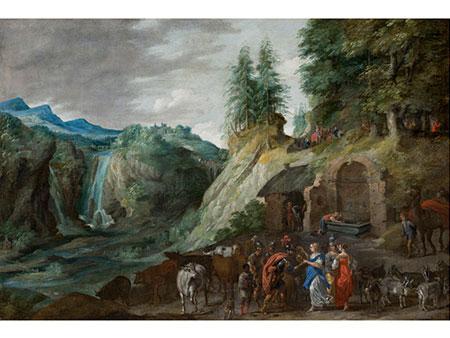 Joos de Momper d. J. und Werkstatt, 1564 – 1635