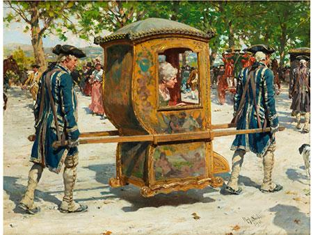 Raffaello Sorbi, 1844 Florenz – 1931