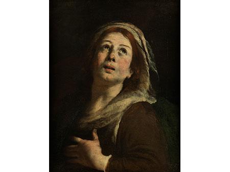 Bernardo Strozzi, 1581 - 1644, zug.
