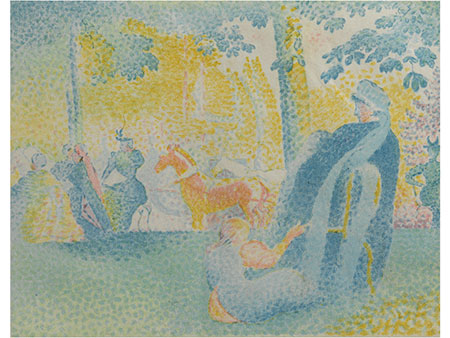 Henri Edmond Cross, 1856 – 1910