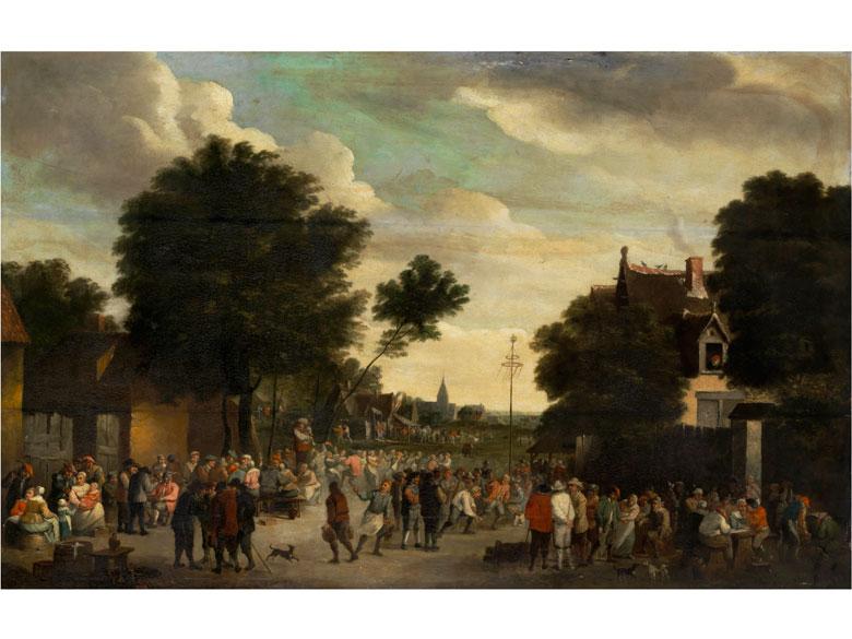 Niederländischer Maler des 17. Jahrhunderts aus dem Kreis des Thomas van Apshoven 1622 – 1664