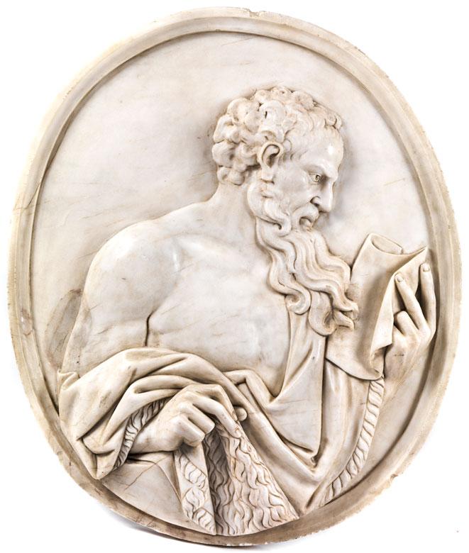Emilio Santarelli, 1801 Florenz – 1886 ebenda