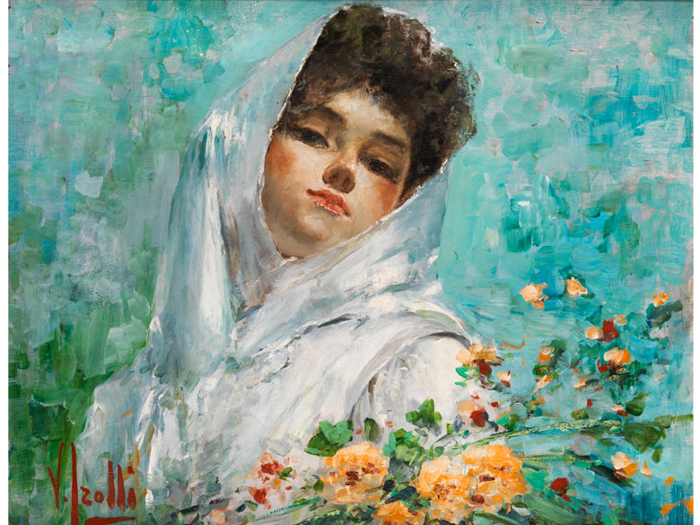 Vincenzo Irolli, 1860 Neapel – 1942/49 ebenda