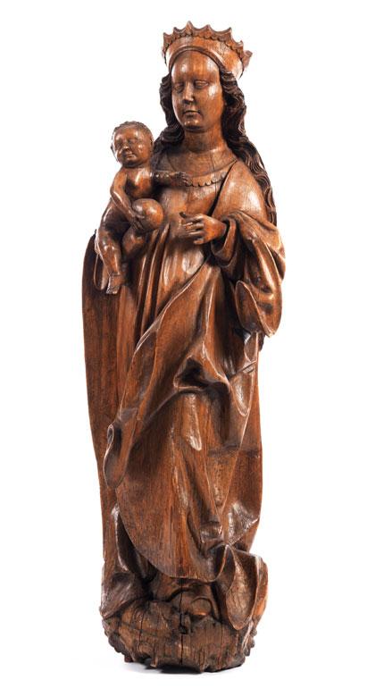 Nürnberger Bildschnitzer in der Nachfolge des Veit Stoss (um 1415-1533)