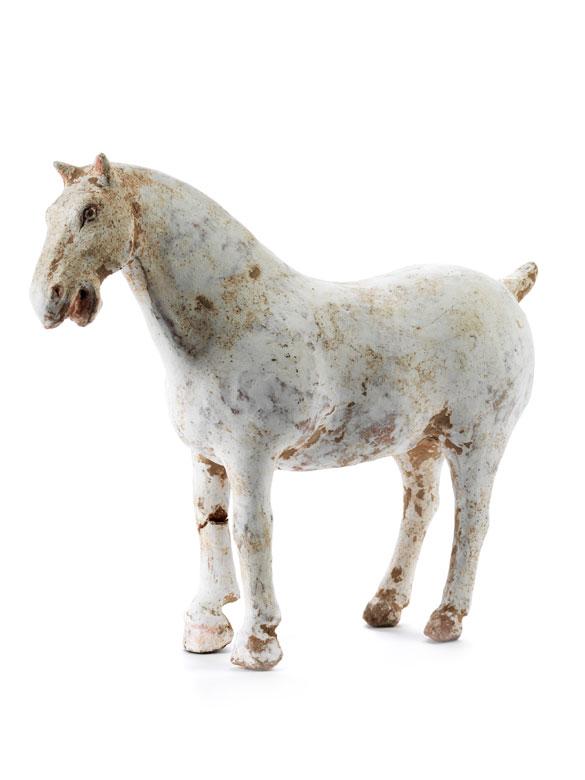 Figur eines Pferdes