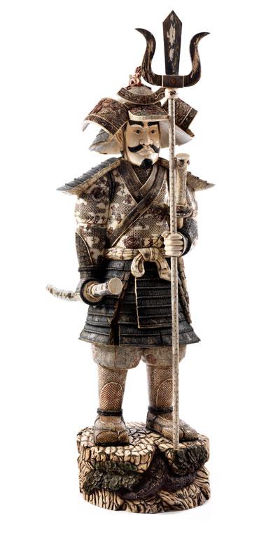 Grosser Chinesischer Krieger