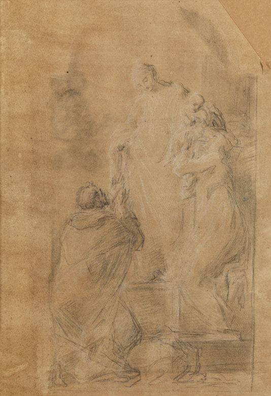 Giuseppe Bazzani, 1690 Mantua – 1769 ebenda, zug.
