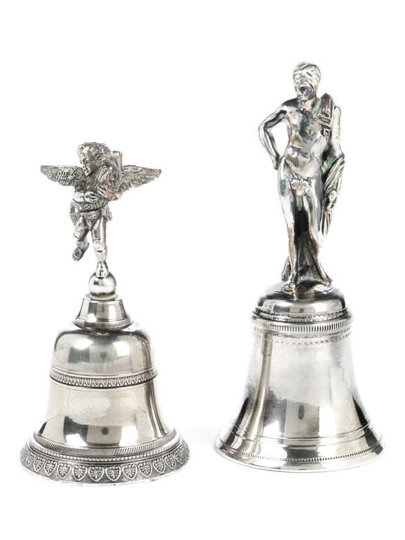Zwei Silberglocken