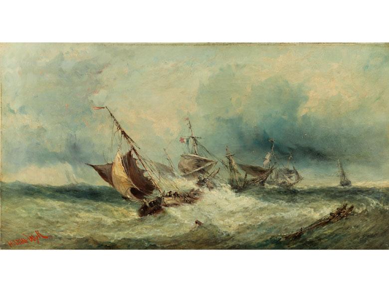 Henri van Wyk, geb. 1833