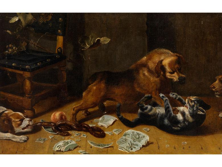 Frans Snyders, 1579 Antwerpen – 1657 ebenda, Umkreis